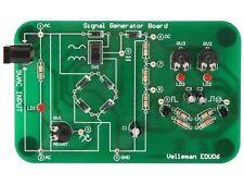 VELLEMAN EDU06 OSCILLOSCOPE TUTOR KIT no soldering