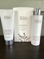 Monat Colour Enhance BEAUTIFUL BRUNETTE Shampoo & Conditioner Brown Honey Hues