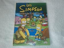 Les Simpson, Tome 1 : Camping en délire, Matt Groening