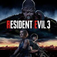 Resident Evil 3 Remake STEAM PC Z VERSION (Japanese version) VPN