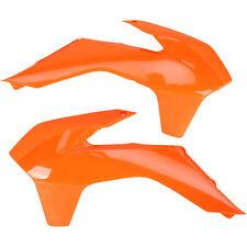 UFO CARENADO fresco naranja Spoiler Del Tanque KTM EXC-F 250 350 450 500 14-16