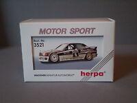 Herpa 1:87 AMG Mercedes-Benz 190 E 2,5-16, K. Thiim, Nr.6. OVP (H 606)