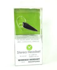 Auricolare Bluetooth Headset Triangolo A2dp 4.1 Wireless Musica Chiamate hsb