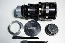 Lomo Foton 37-140mm. / 3.5 (T-4.4) lensOCT-18 mount  with PL adapter,