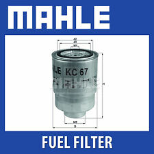 Mahle Fuel Filter KC67 (fits Ford, Nissan)