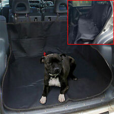 Heavy Duty Waterproof 2 in 1 Car Boot Seat Cover Pet Cat Dog Protector Mat Liner
