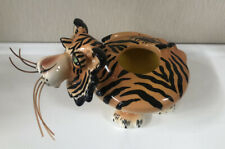 More details for lynda corneille ceramic swak tiger egg cup 2004 collectable