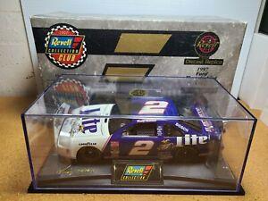 1997 Rusty Wallace #2 Miller Lite Penske Racing Ford 1:24 NASCAR Revell MIB