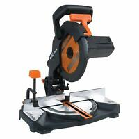 New evolution mitre saw power  R210CMS MultiPurpose 230v cut wood embedded nail