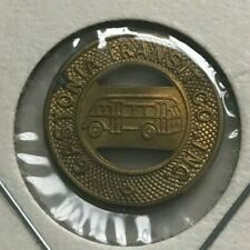 Gastonia North NC Gastonia Transit Co Inc Transportation Token