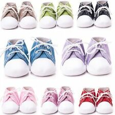 Boys' Cotton Blend Wide Baby Shoes