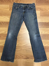 Womens 7 Seven for all mankind Premium Jeans Tag size 31 ( 30 ) X 31  Distressed