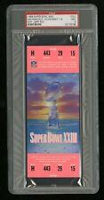 1989 SUPER BOWL XXIII (23) FULL TICKET PSA (9)