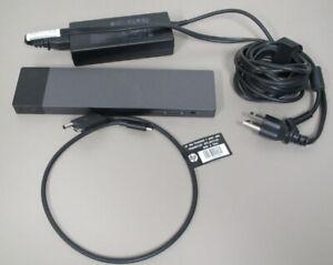 HP Elite Thunderbolt 3 USB-c Dock Docking Station HSTNN-CX01 1DT93AA#ABA