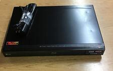 LG BD590 HDMI LAN WiFi Network Blu Ray Disc Player 250GB Hard Drive w/ Remote