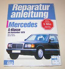 Reparaturanleitung Mercedes W 126 - 280 S / 280 SE / 380 SE / 500 SE - ab 1979!