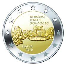 Malta 2019 - Ta Hagrat - 2 euro CC - UNC
