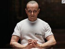 Blitzway Hannibal Lecter White Prison Uniform Version 1:6 Scale Action Figure