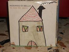 ROSARIO DI BELLA - LA CASA DEL PAZZO - cd singolo promo 1996