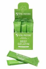 Vital Proteins Beef Gelatin Stick, Unflavored - 20 sticks