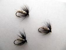 1 Douzaine-BH Flashback naturel Hare/'s Ear-Wet Nymphe Mouche-truite