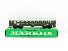MARKLIN VOITURE VOYAGEURS 2E CL. DE LA DB REF. 4037 - ECHELLE H0 1/87