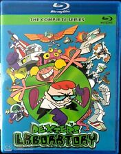 DEXTER'S LABORATORY Complete Series / Movie