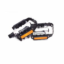 """SUNLITE METAL ALLOY MOUNTAIN MTB ATB BICYCLE BIKE PEDALS 9/16"""" PAIR LOW PROFILE"""
