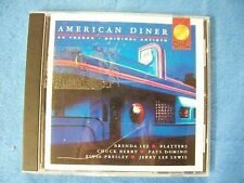 CD musica - American Diner compilation 20 tracce