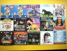 SELECTION OF MOVIES, VARIOUS DAILY MAIL/MAIL ON SUNDAY PROMOTION (15 DVD'S)