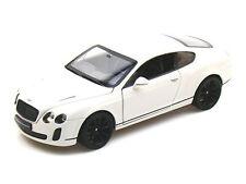 Diecast car Bentley Continental Supersports 1:24 Die Cast Welly (24018) Model