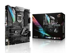 Asus ROG Strix Z270F Gaming Intel LGA 1151 ATX Motherboard USB Type C RGB LED