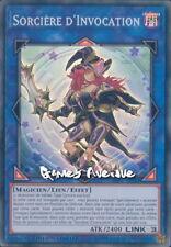 Yu-Gi-Oh ! Sorcière d'Invocation (Sorceress) SOFU-FRSE2 (SOFU-ENSE2) VF/SUPER