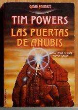 Las Portes De Anubis - Tim Powers - Prix Philip K Dick 1984
