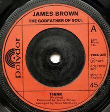 """R&B/Soul James Brown Soul 7"""" Singles"""