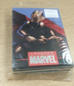 Rittenhouse Legends of Marvel Series 2 set  #667 / 1939 Sealed 2011! SEE PICS!