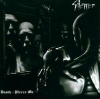 "SILENCER ""DEATH-PIERCE ME"" CD NEW"