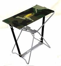 Lineaeffe Folding fishing Stool -ideal for roving & junior anglers folds flat