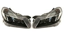 Left & Right Marelli Bi-Xenon Headlights Lamps Pair Set For MB R230 w/o Igniter