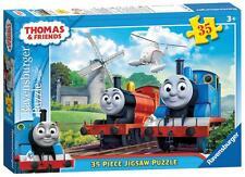 Ravensburger 08711 35 piezas Thomas y amigos en el rompecabezas de molino de viento