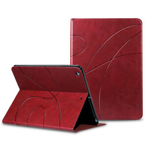"""REEXIR® Leather Smart Magnetic Folio Flip Stand Case Cover For Apple iPad 9.7"""""""