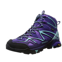 Merrell Womens Capra Mid Gore-Tex Outdoors Hiking Boots Trail Shoes US Size:6~9