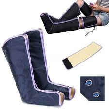 Air Compression Leg Wrap Promote Blood Circulation Regular Massager Calf Therapy