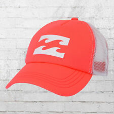 Billabong Cap Mesh Hat Billabong Trucker neon orange Kappe Mütze Basecap Cappy