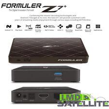 ORIGINAL Formuler Z7+ Black 4K UHD IPTV WiFi Android 7.0 Dual Core