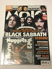 MOJO Magazine - Black Sabbath Jun 2013 #235 & Heavy Nuggets Vol 2 CD - CD SEALED