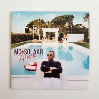 MC SOLAAR : AIWA (RADIO MIX) ♦ RARE PROMO CD ♦
