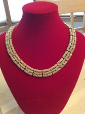 Boucher Gold Rope Necklace