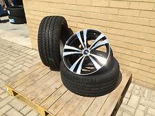 """18"""" ALUWERKS SPLITZ Alloy Wheels + Tyres for FORD FOCUS MONDEO VOLVO V40 S40 C30"""