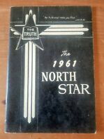 1961 NORTH STAR ONTARIO MENNONITE BIBLE SCHOOL INSTITUTE YEARBOOK MEMORY BOOK